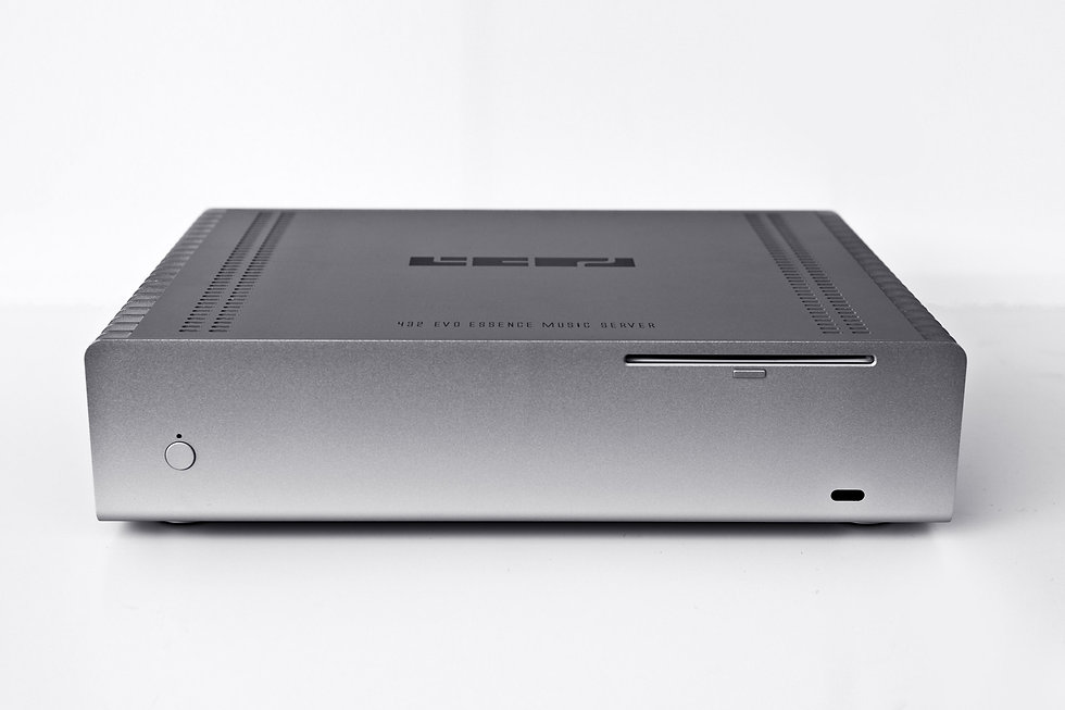 432 EVO Essence music server and DAC