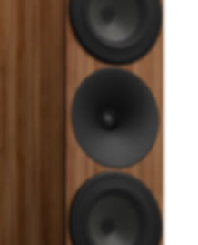 Amphion waveguide, amphion titanium HF unit, amphion tweeter, amphion argon 7LS speakers,