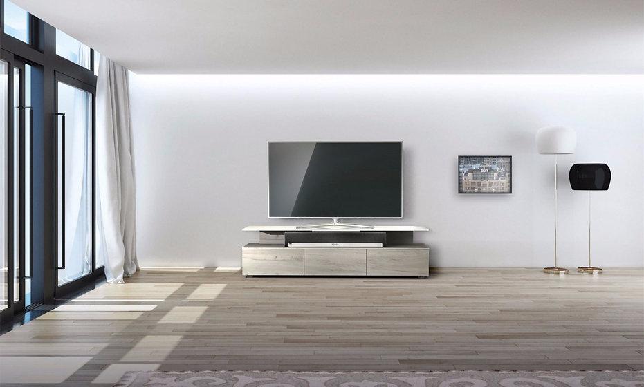 Spectal JRM-1650 media cabinet,