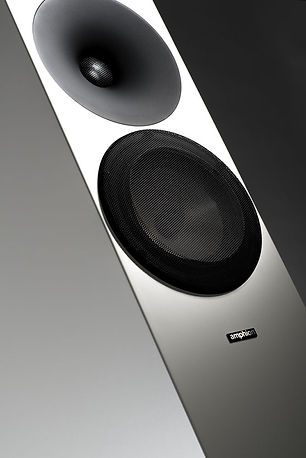 Amphion loudspeakers at the little audio company