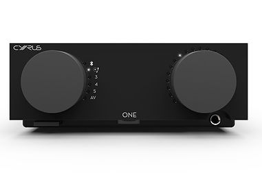 Cyrus Audio, Cyrus One amplifier, Bluetooth amplifier, hifi amplifier, the little audio company,