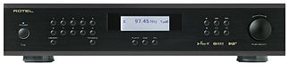 Rotel T14 network FM/AM tuner,