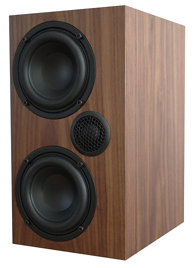 Ophidian Mojo 2 loudspeakers at the little audio company,