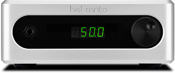 click here for more on the Bel Canto REF500S,