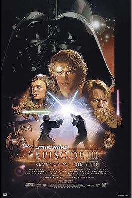 Star Wars: Revenge Of The Sith,