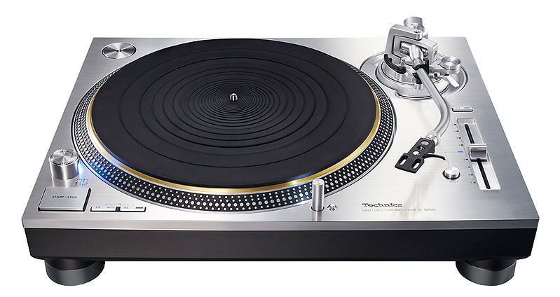 Technics SL1200G turntable, Technics turntables, the little audio company,