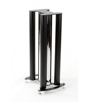 Custom Designs FS206 speaker stands, the little audio company,