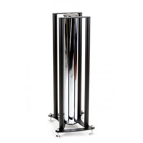 Custom Designs FS105 speaker stands, the little audio company,