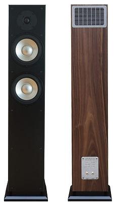 Ophidian P2 Evolution loudspeakers,