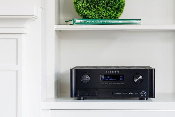 Anthem MRX-520 home theatre receiver,