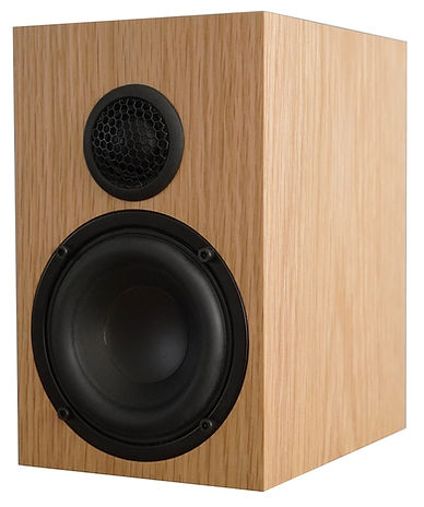 Ophidian Minimo 2 loudspeakers at the little audio company,