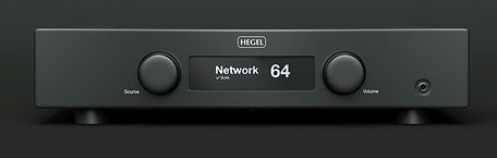 Hegel H90 amplifier, Hegel Music Systems, airPlay amplifier,