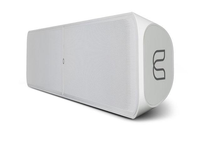 Bluesound Pulse 2i SoundBar in white,