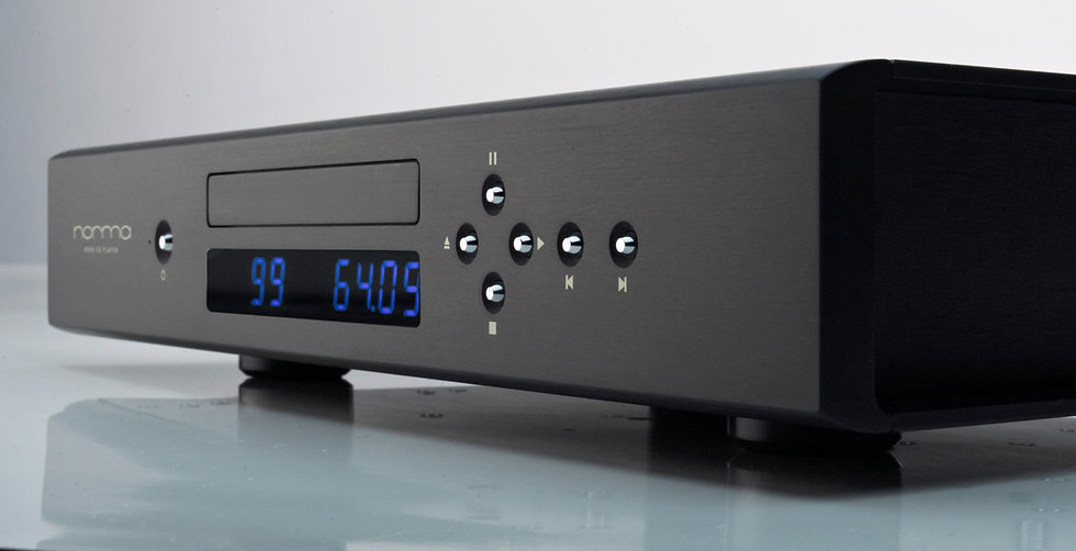 norma revo ds1 compact disc player