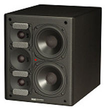 M&K Professional MPS-2510P powered studio monitor,