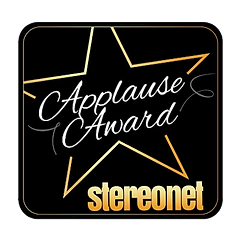 StereoNet review and Applause award,