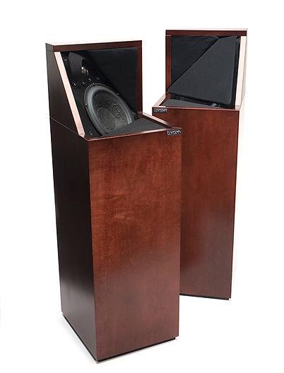 Larsen 6.2 loudspeakers,