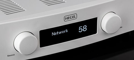 click here for the Hegel H120 streaming amplifier,