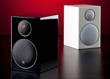 Monitor Audio Radius loudspeakers,
