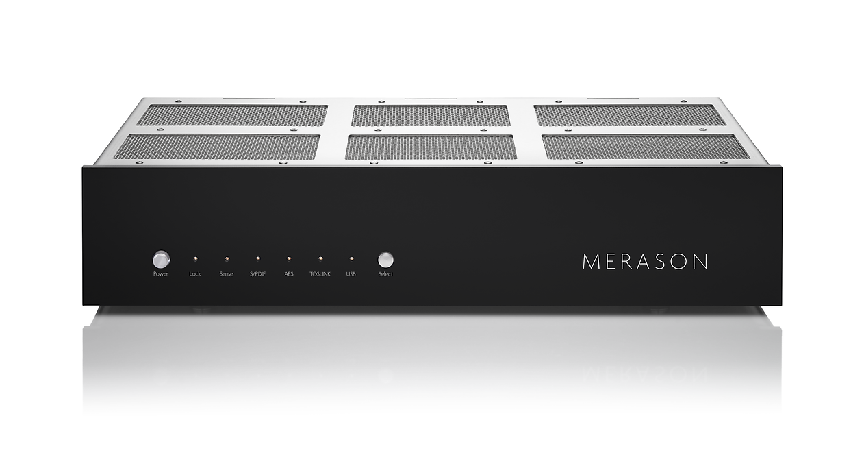Merason DAC1 digital to analogue convertor,