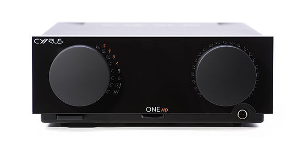 Cyrus One HD amplifier, Cyrus Amplifier, Cyrus audio, Cyrus OneHD amplifier, bluetooth amplifier, compact amplifier, Cyrus in Birmingham, the little audio company,