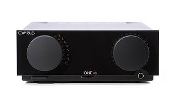 Cyrus One HD bluetooth amplifier,