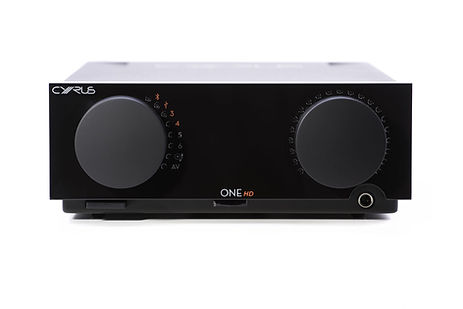 Cyrus One amplifiers