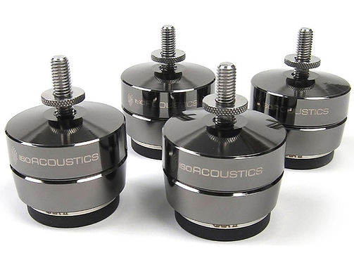 isoacoustics gaia iii isolation feet