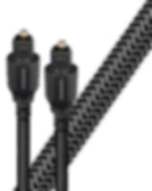 click here for AudioQuest optical cables