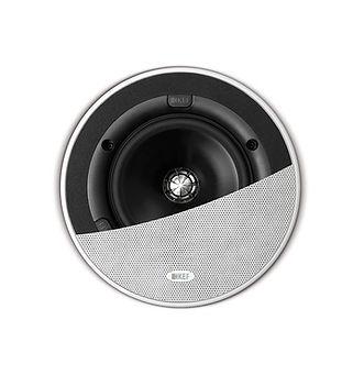 KEF in-ceiling speakers, KEF Ci130qr in-ceiling speaker, KEF Ci-130QS in-ceiling speakers, the little audio company, UniQ in-ceiling speaker,