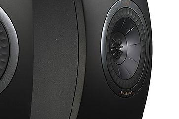 KEF LS50 speakers, bookshelf speakers, compact speakers, UniQ array, the little audio company, KEF in Birmingham, LS50 in Birmingham,
