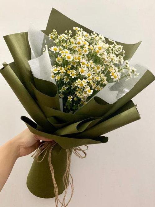 Daily Bouquet - MINI DAISY BOUQUET