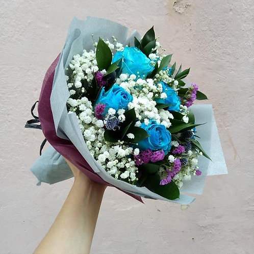 Daily - THE HEARTBEAT MOMENTS  BOUQUET