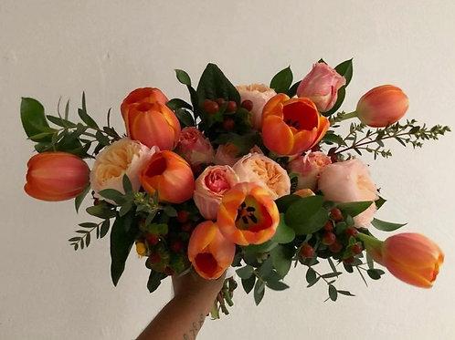 Bridal - Romantic waltz Bouquet