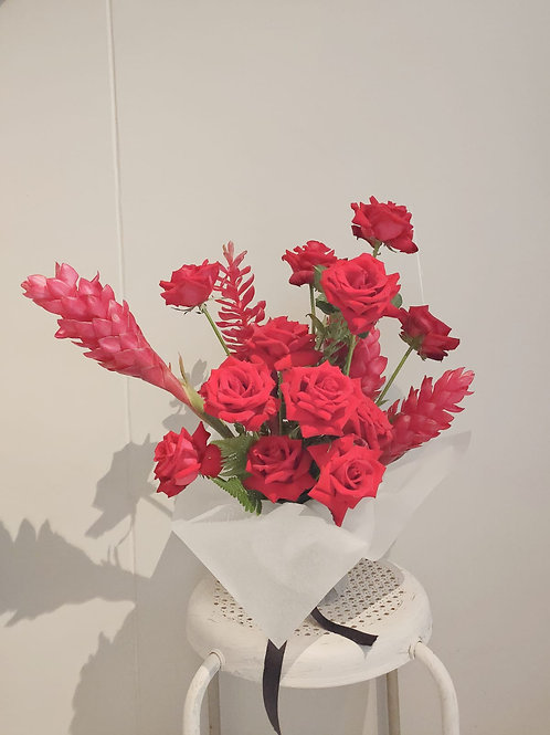 520 - Romance Red