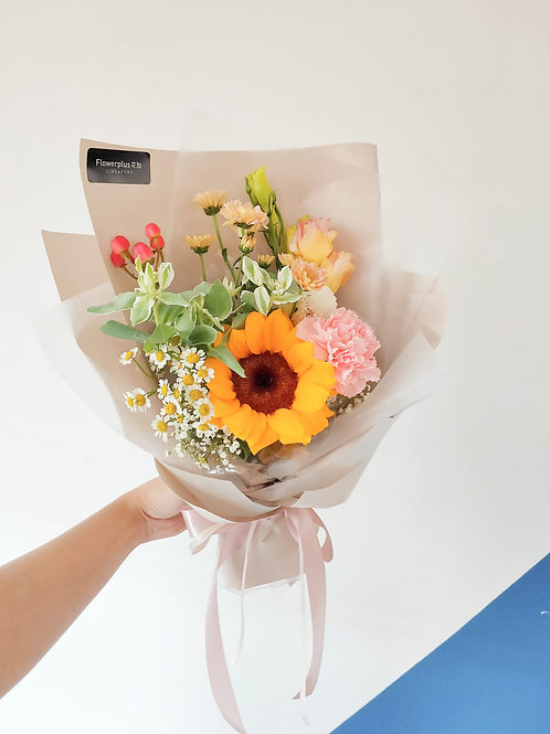 DAILY - COLORFUL SPRING BOUQUET