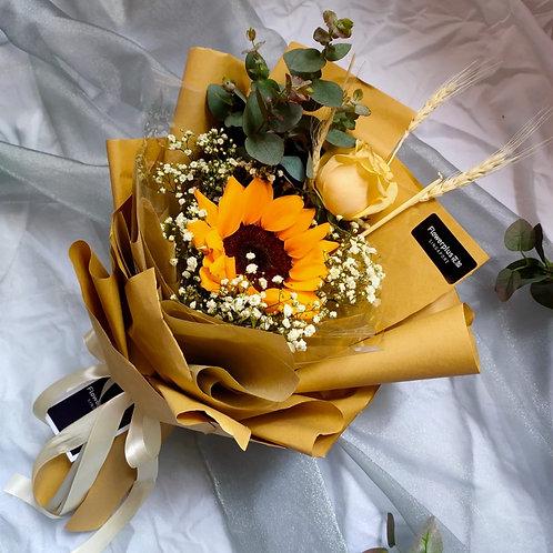 Daily Bouquet - Romantic Spring Language