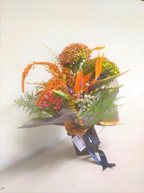 Daily Bouquet - AUTUMN GARDEN BOUQUET
