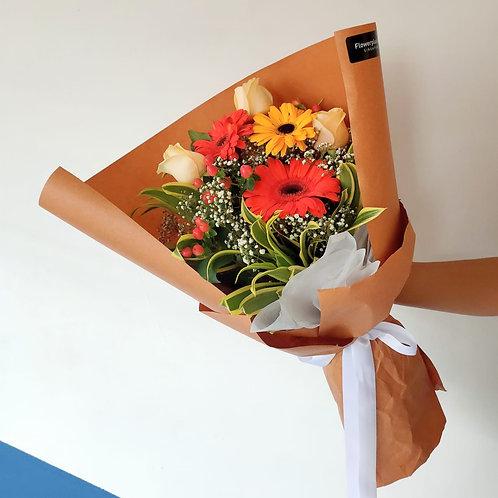 Daily - Orange Mousse Bouquet