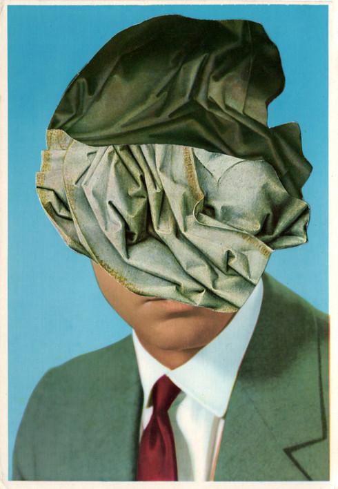 Postcard Collage