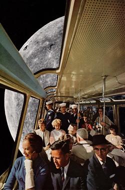 Moon Shuttle 1962