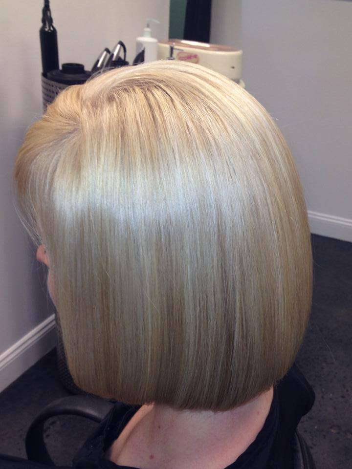 Blonde Bob By Suzy