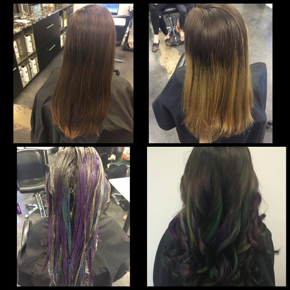 Oil Slick By Eric