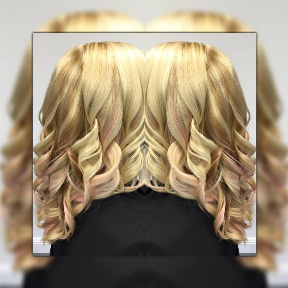 Champagne Blonde By Ariella