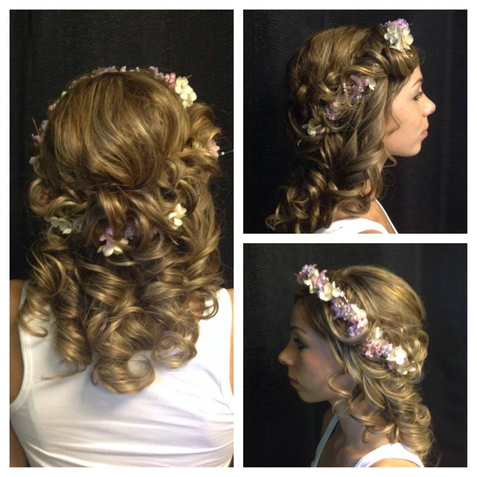 Wedding Hair By Ariella
