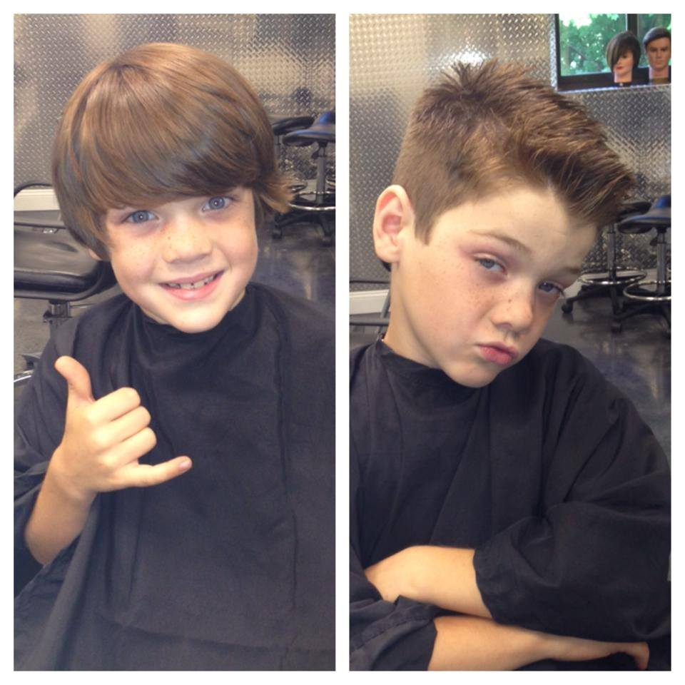 Before and After Lil Man