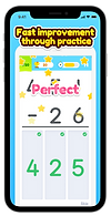 math learner calculation game easy math