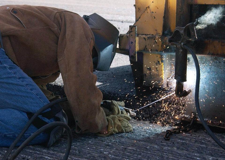 On-Site Welding & Repair