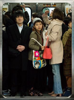 TOKYO SUBWAY 08