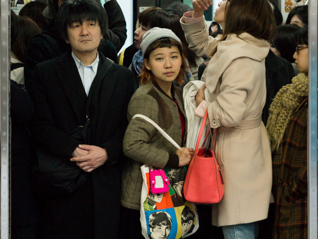 Plethora | Tokyo Subway 08